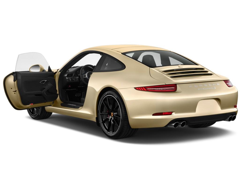 Image 2016 Porsche 911 2 Door Coupe Carrera Open Doors