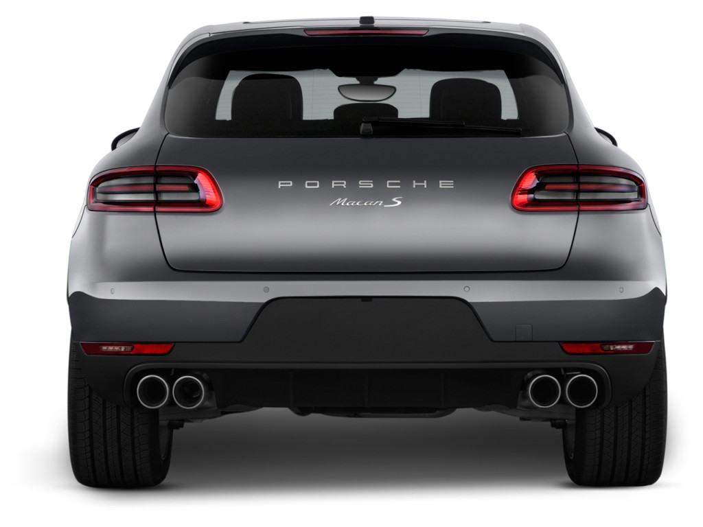 Image 2016 Porsche Macan Awd 4 Door S Rear Exterior View Size 1024 X 768 Type Gif Posted