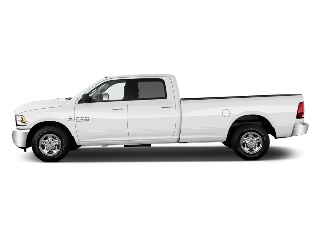 image 2016 ram 2500 2wd crew cab 149 slt side exterior view size 1024 x 768 type gif. Black Bedroom Furniture Sets. Home Design Ideas