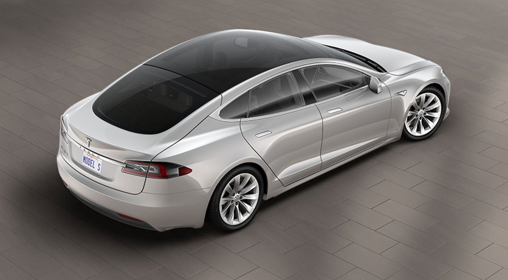 Image 2016 Tesla Model S With Glass Roof Option Size