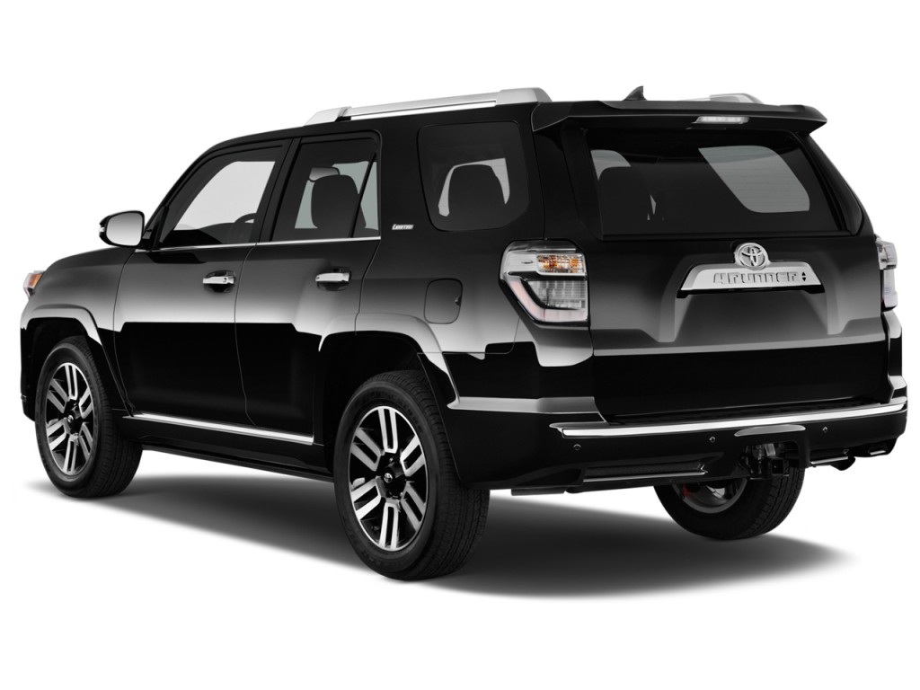 image 2016 toyota 4runner rwd 4 door v6 limited natl angular rear exterior view size 1024 x. Black Bedroom Furniture Sets. Home Design Ideas