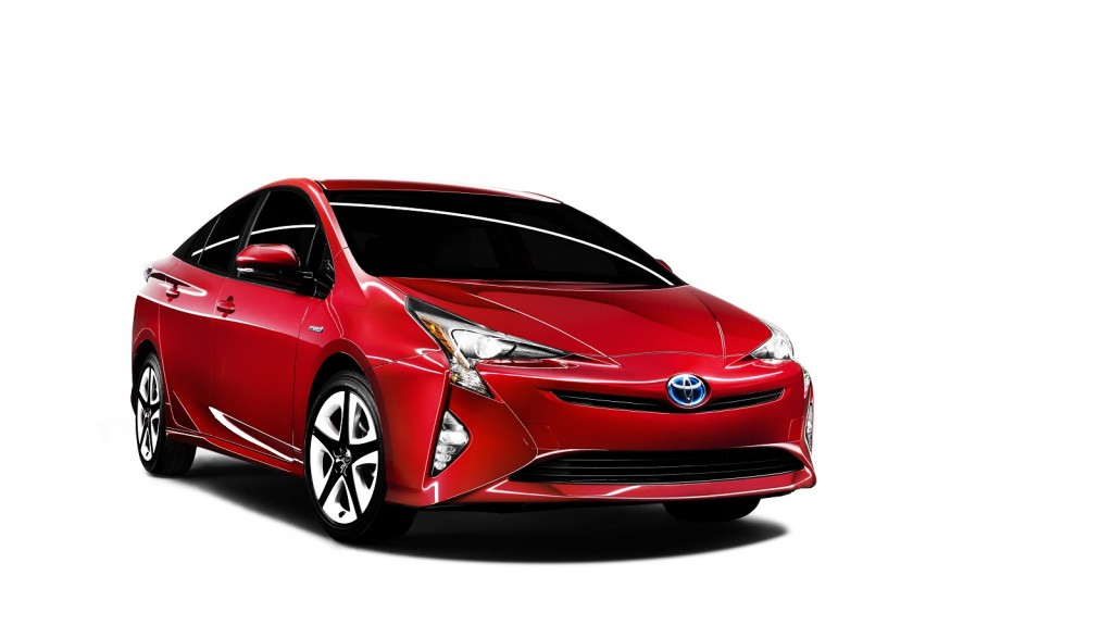 2016 Toyota Prius Aiming At 55 MPG, Sportier Driving Experience