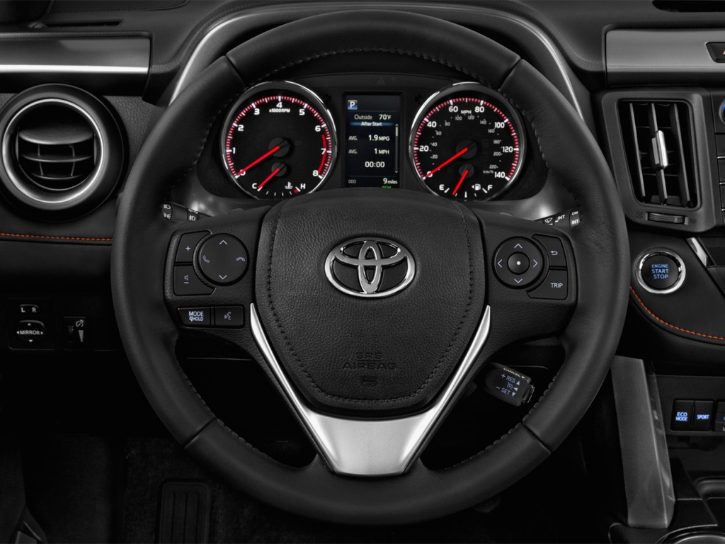 image 2016 toyota rav4 fwd 4 door se natl steering wheel size 1024 x 768. Black Bedroom Furniture Sets. Home Design Ideas