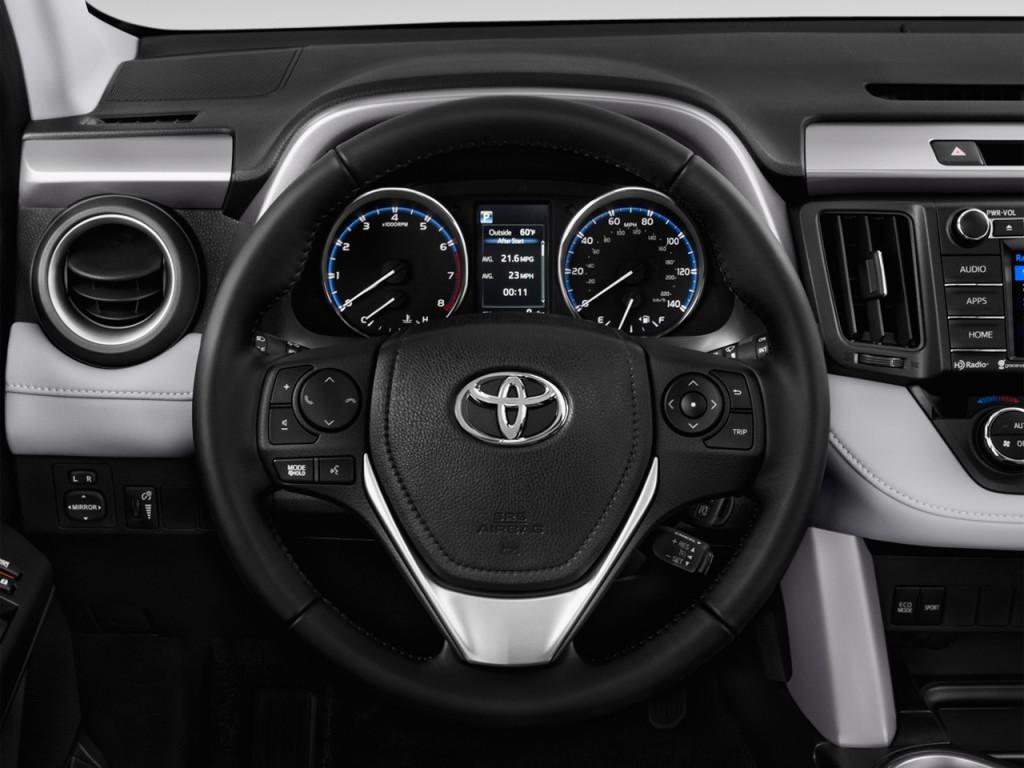image 2016 toyota rav4 fwd 4 door xle natl steering wheel size 1024 x 76. Black Bedroom Furniture Sets. Home Design Ideas