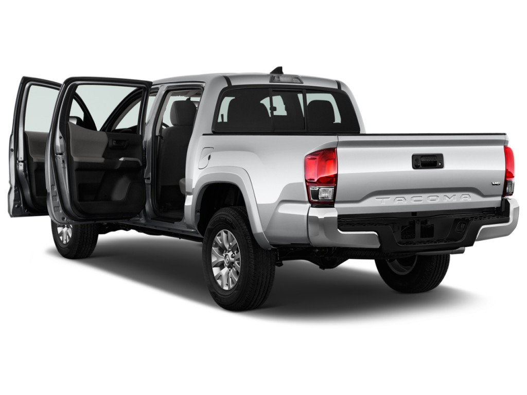 image 2016 toyota tacoma 2wd double cab v6 at sr5 natl open doors size 1024 x 768 type. Black Bedroom Furniture Sets. Home Design Ideas