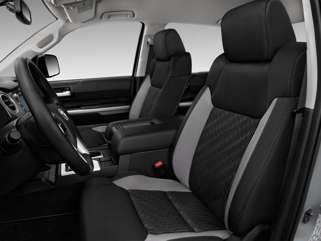Image: 2016 Toyota Tundra CrewMax 5.7L V8 6-Spd AT TRD Pro ...
