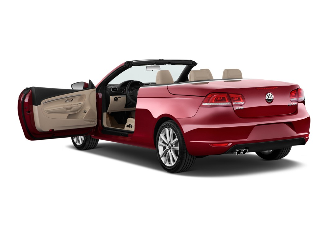 Image 2016 volkswagen eos 2 door convertible komfort open for Door 2 door cars