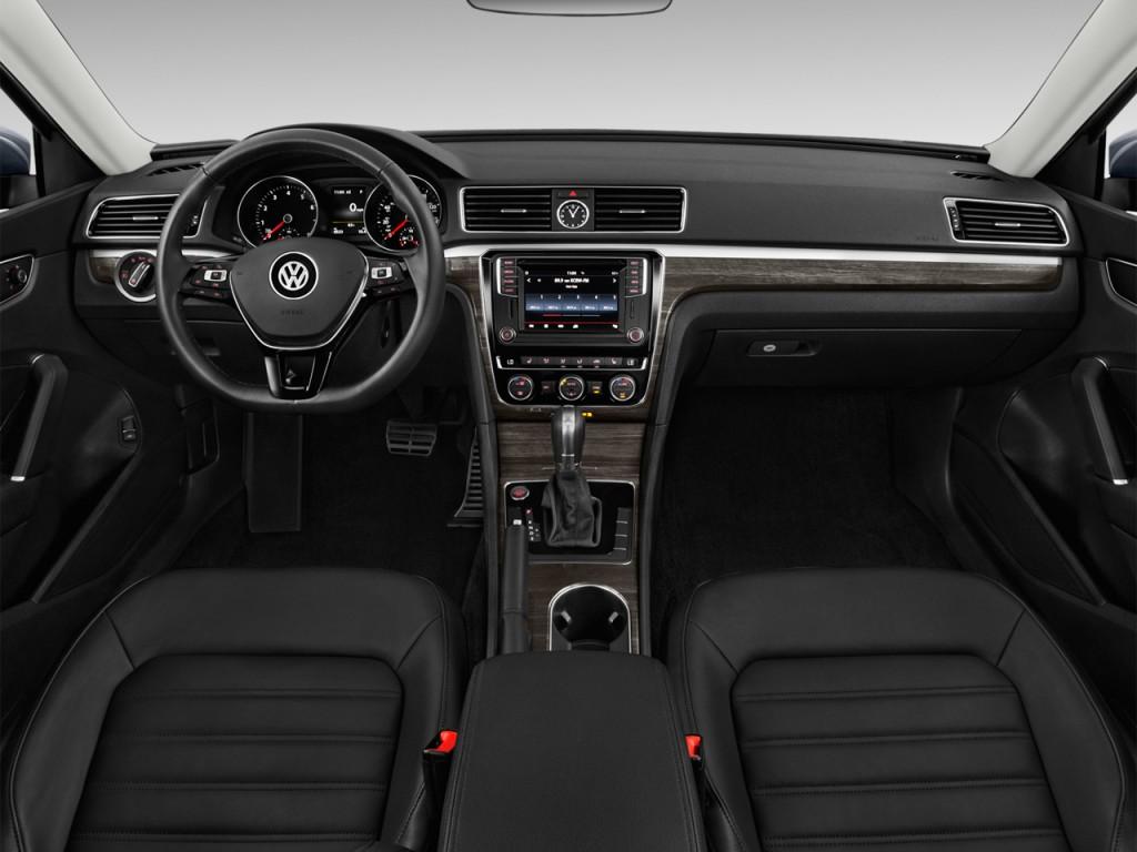Image 2016 Volkswagen Passat 4 Door Sedan 3 6l V6 Dsg Sel