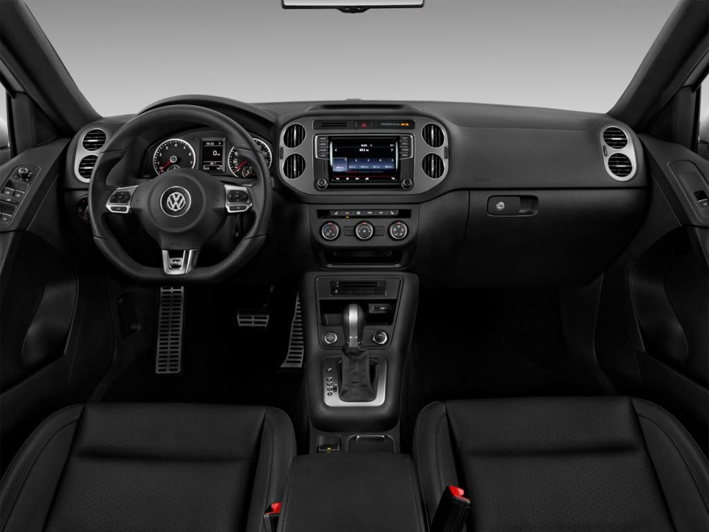 Image 2016 Volkswagen Tiguan 2wd 4 Door Auto R Line