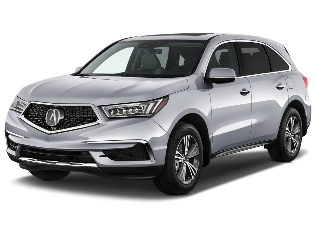 Image 2017 Acura Mdx Fwd Angular Front Exterior View Size 1024 X 768 Type Gif Posted On