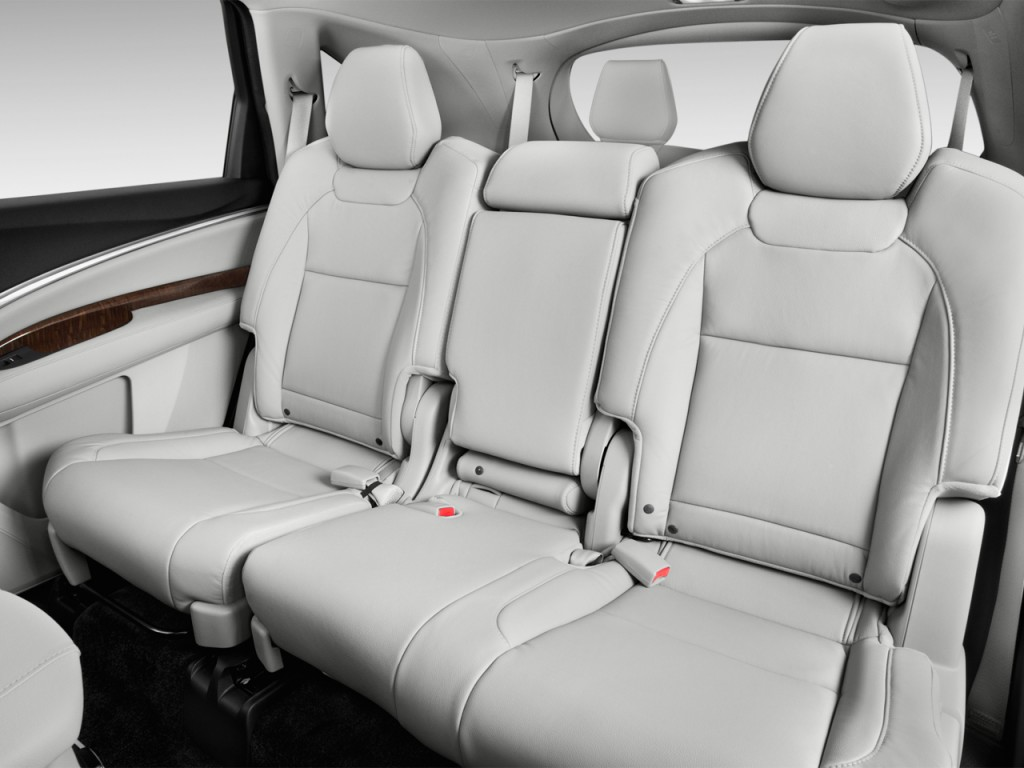 Image 2017 Acura Mdx Fwd Rear Seats Size 1024 X 768 Type Gif Posted On October 7 2016 5