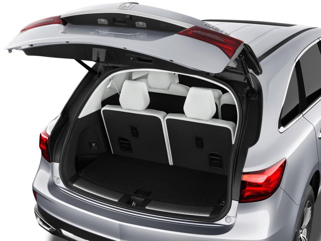 2017 Acura MDX FWD Trunk