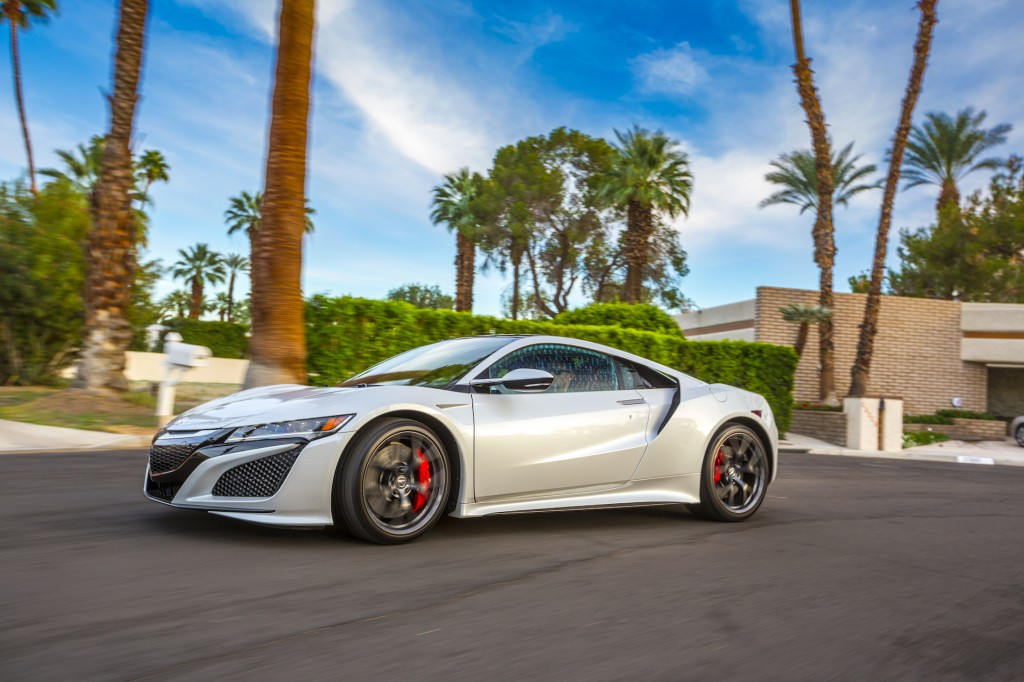 Image: 2017 Acura NSX, size: 1024 x 682, type: gif, posted on: March ...