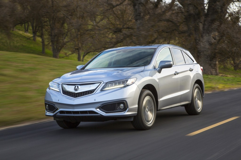 Image: 2017 Acura RDX, size: 1024 x 682, type: gif, posted on: April 21, 2016, 4:31 pm - The Car ...