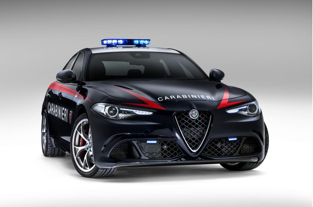 Brilliant Image 2017 Alfa Romeo Giulia Quadrifoglio Delivered To