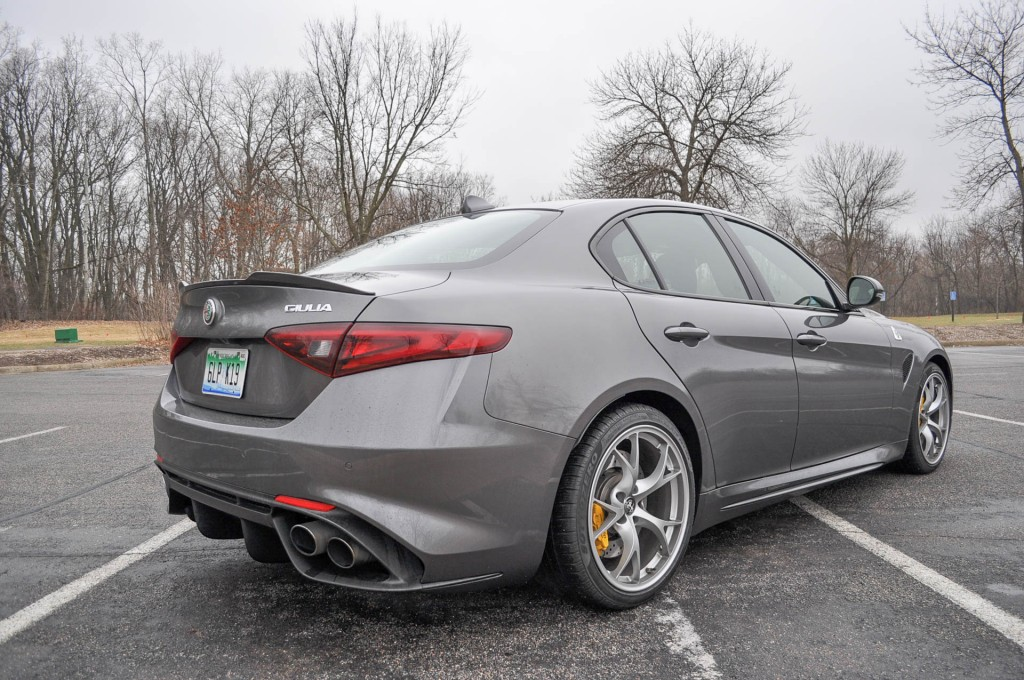 Alfa Romeo Giulia, 1,500-hp Hennessey Dodge Demon, Britain's coal-free day: What's New @ The Car Connection
