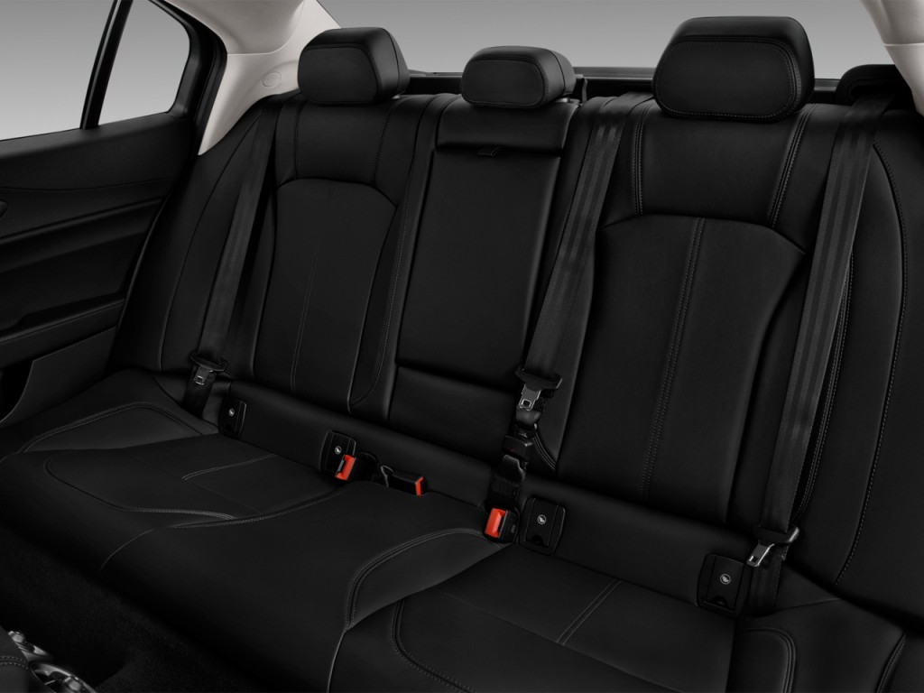 Image 2017 Alfa Romeo Giulia Rwd Rear Seats Size 1024 X