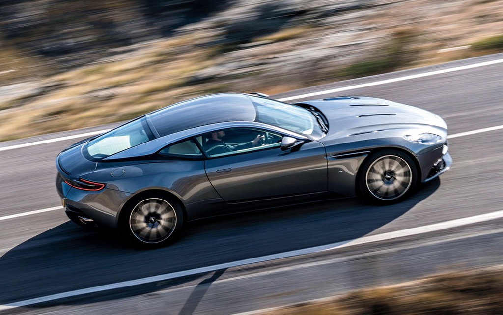 2017 Aston Martin DB11 First Drive | Digital Trends
