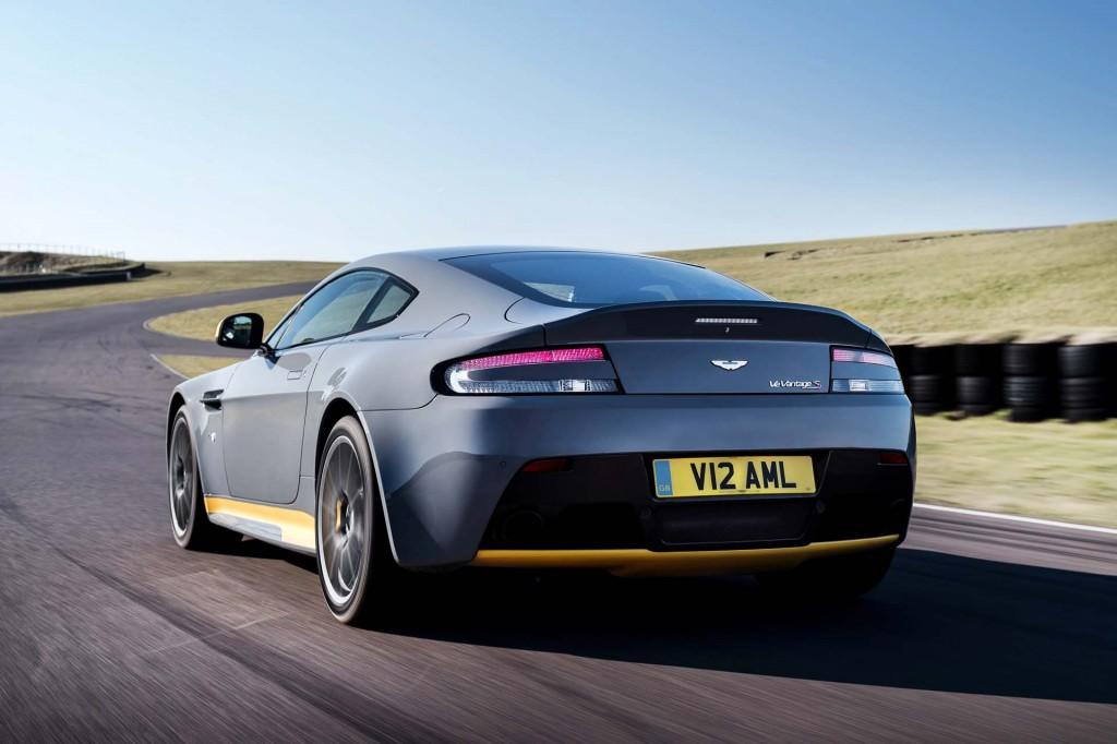Image 2017 Aston Martin Vantage Size 1024 X 682 Type