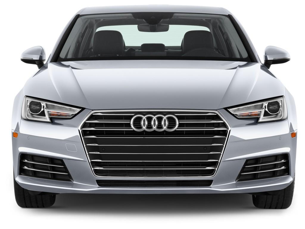 Image: 2017 Audi A4 2.0 TFSI Premium FWD Front Exterior ...