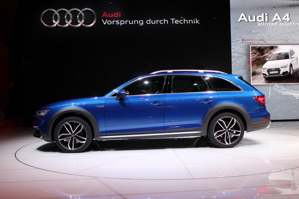 image 2017 audi a4 allroad 2016 detroit auto show size 1024 x 682 type gif posted on. Black Bedroom Furniture Sets. Home Design Ideas