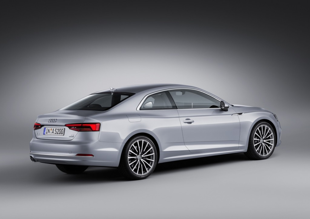 Image: 2018 Audi A5 Coupe (Euro-spec), size: 1024 x 723, type: gif, posted on: June 2, 2016, 1 ...