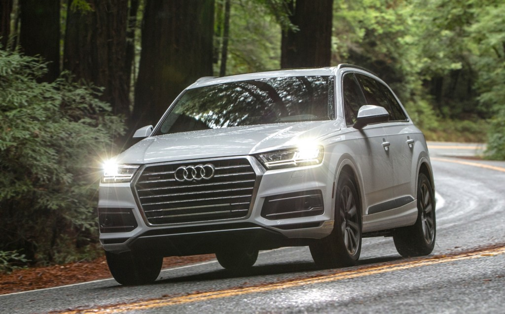 Audi recalls A3, A3 e-tron, A4, Q3, Q7, TT for lighting problem: nearly 80,000 cars affected