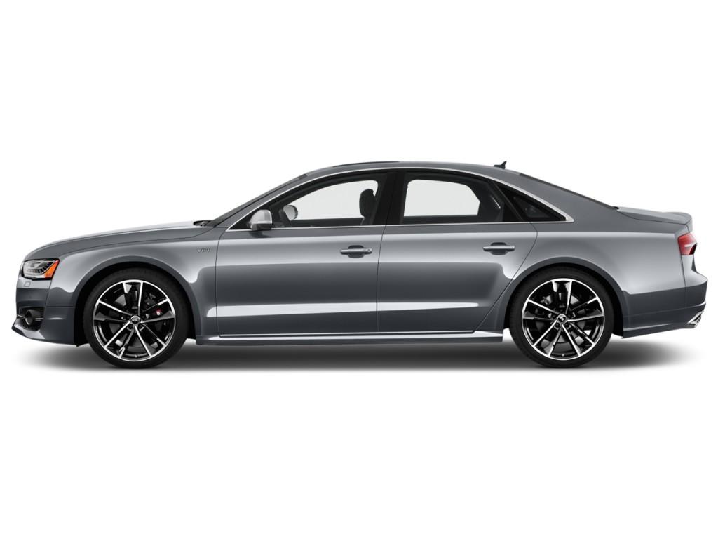 Image 2017 audi s8 plus 4 0 tfsi side exterior view size for Audi a8 exterior 2017