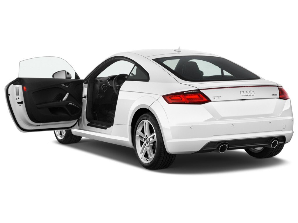 image 2017 audi tt coupe 2 0 tfsi open doors size 1024 x 768 type gif posted on october 7. Black Bedroom Furniture Sets. Home Design Ideas