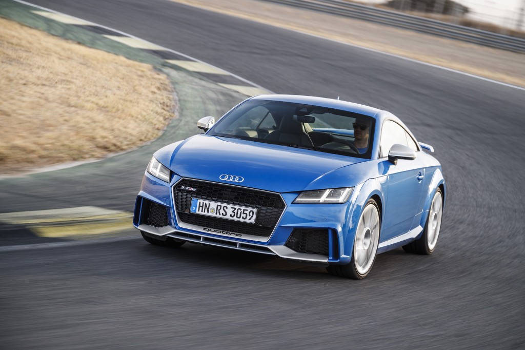 Image: 2017 Audi TT RS, size: 1024 x 682, type: gif, posted on ...