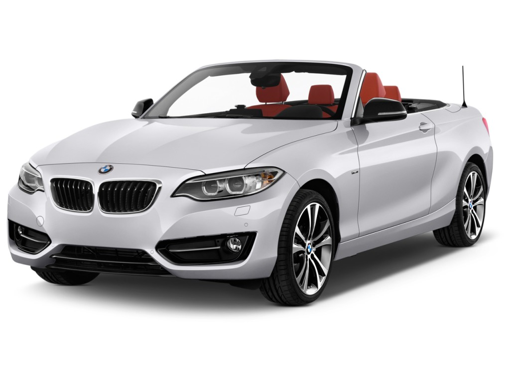 Image 2017 Bmw 2 Series 230i Convertible Angular Front