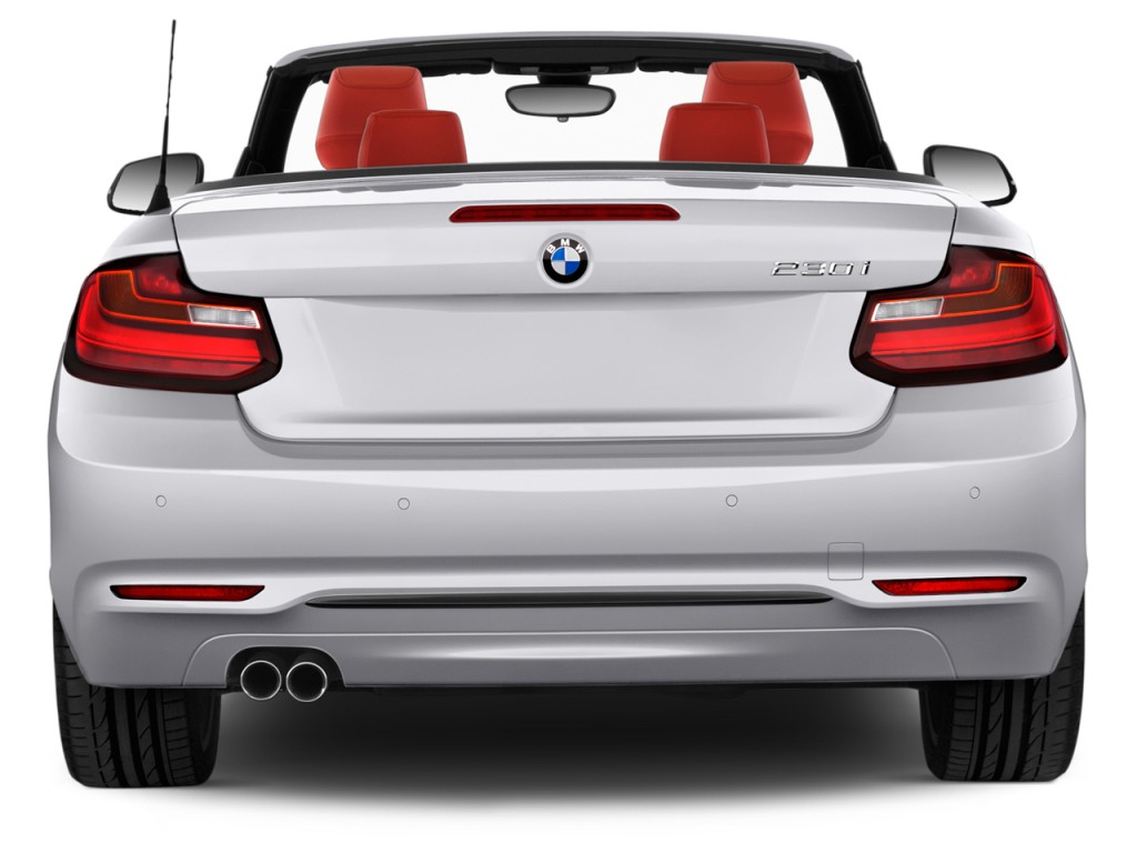 image 2017 bmw 2 series 230i convertible rear exterior view size 1024 x 768 type gif. Black Bedroom Furniture Sets. Home Design Ideas