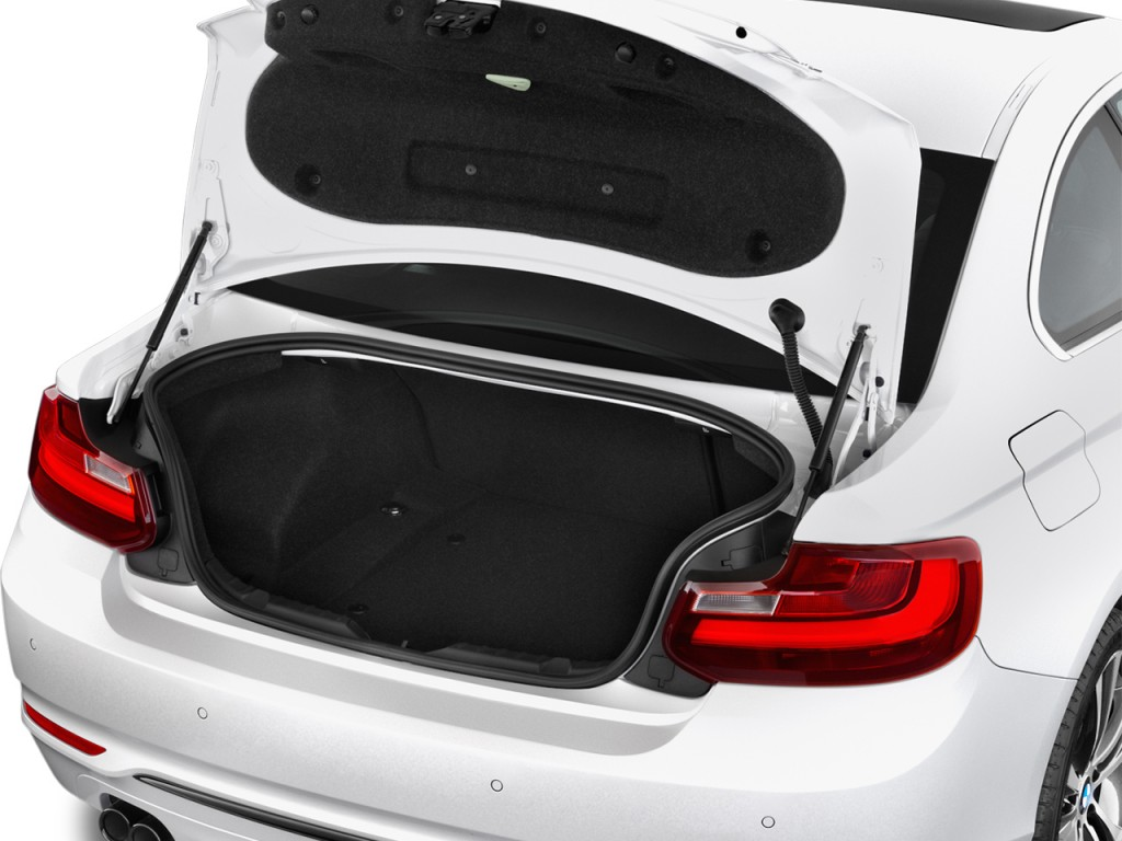Image 2017 Bmw 2 Series 230i Coupe Trunk Size 1024 X