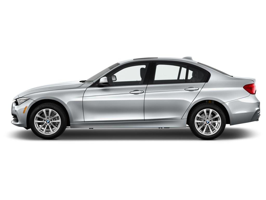 Image 2017 Bmw 3 Series 320i Sedan Side Exterior View