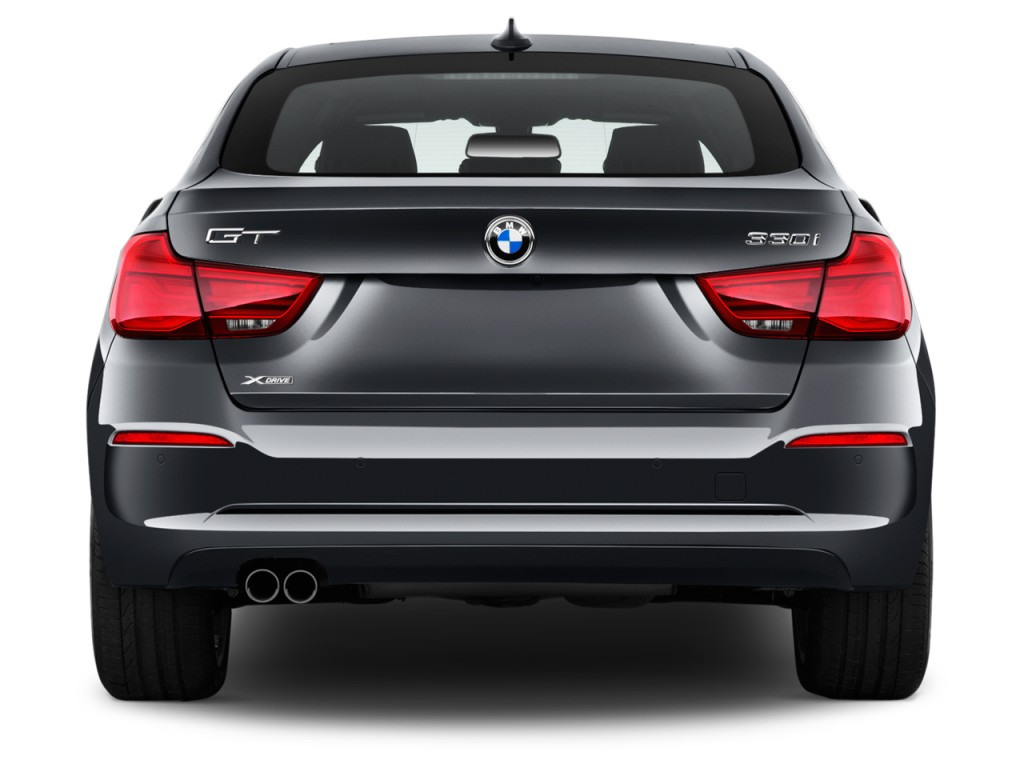Image 2017 Bmw 3 Series 330i Xdrive Gran Turismo Rear