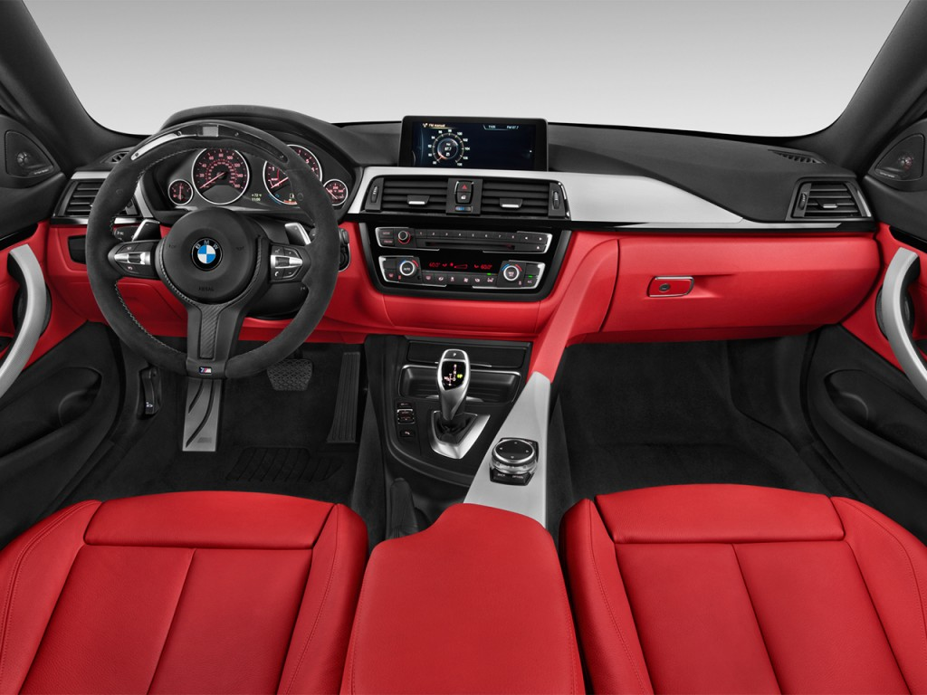 Image 2017 Bmw 4 Series 440i Coupe Dashboard Size 1024