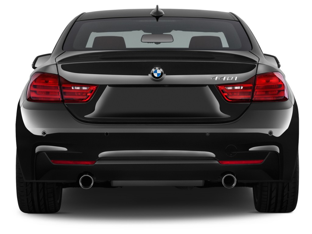 Image 2017 Bmw 4 Series 440i Coupe Rear Exterior View