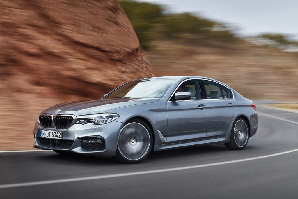 2017 Bmw 5 Series Priced From 52 195