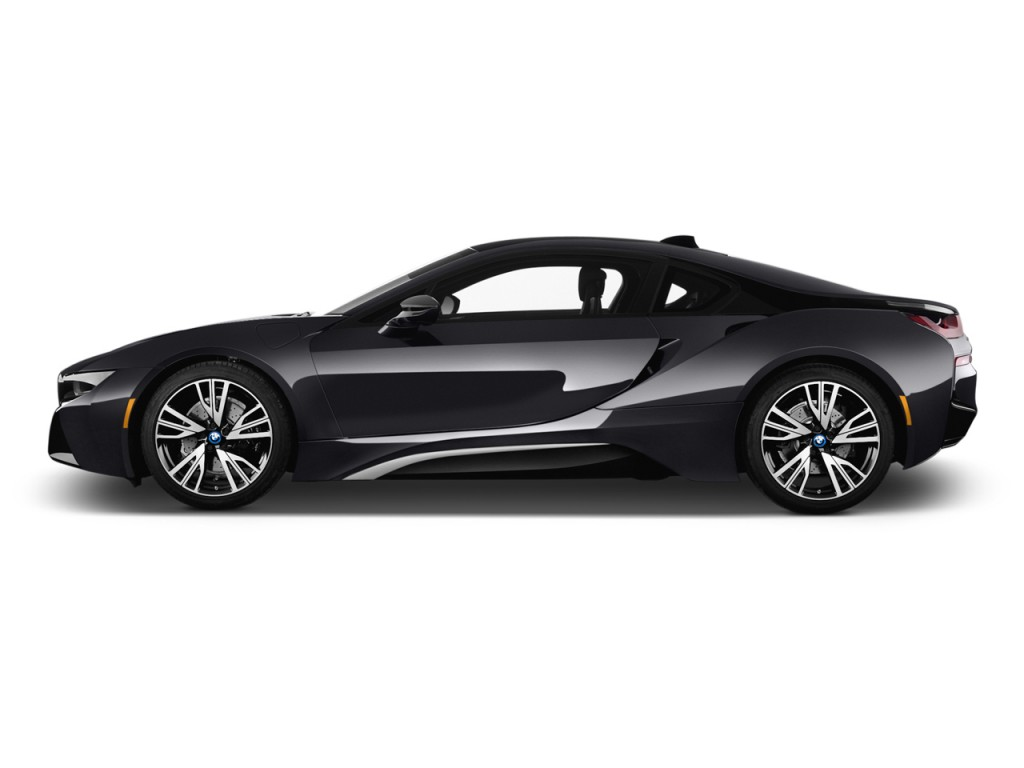 I8 Exterior: Image: 2017 BMW I8 Coupe Side Exterior View, Size: 1024 X
