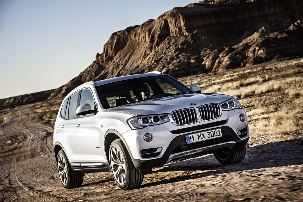Image: 2017 BMW X3, size: 1024 x 681, type: gif, posted on: July 18, 2016, 7:04 pm - Green Car ...