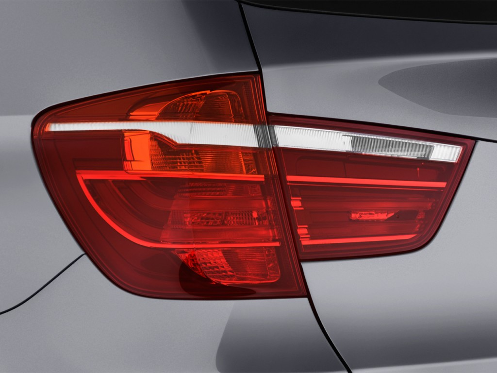 Image 2017 Bmw X3 Xdrive28d Sports Activity Vehicle Tail