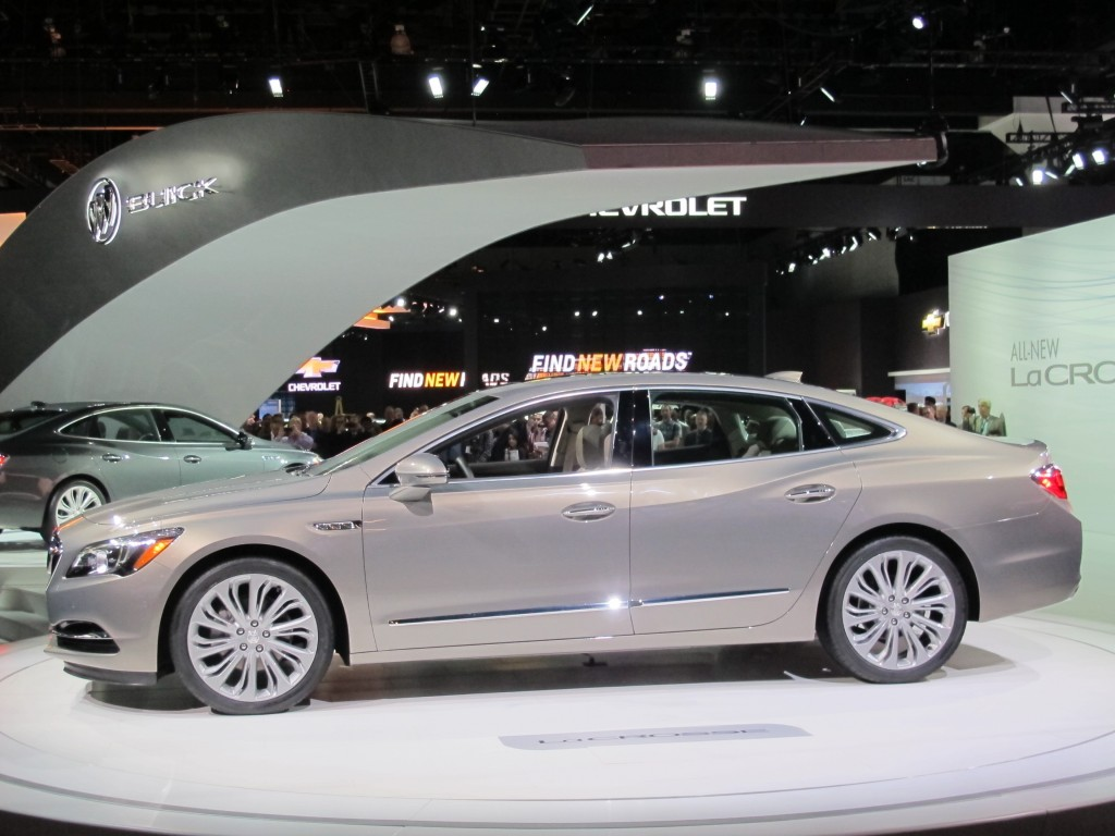 Image: 2017 Buick LaCrosse, 2015 Los Angeles Auto Show, size: 1024 x 768, type: gif, posted on ...