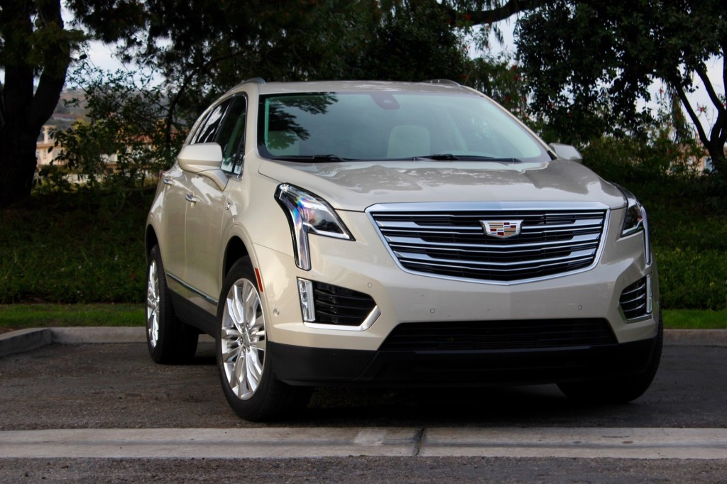 Awesome Image 2017 Cadillac XT5  First Drive Size 1024 X 682 Type Gif Posted O
