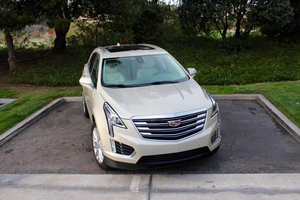 Creative Image 2017 Cadillac XT5  First Drive Size 1024 X 682 Type Gif Posted O