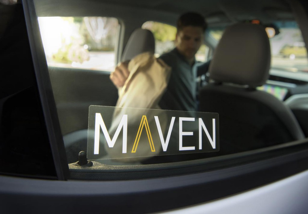 Awkward: GM may get into the ridesharing game, despite partnerships with Lyft & Uber
