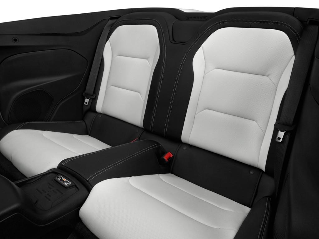 Image 2017 Chevrolet Camaro 2 Door Convertible Ss W 2ss Rear Seats Size 1024 X 768 Type Gif