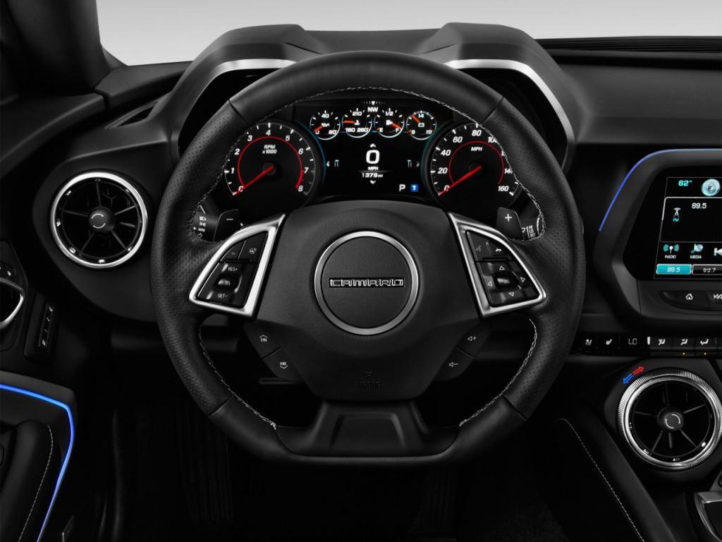 Image: 2017 Chevrolet Camaro 2-door Coupe LT w/2LT ...