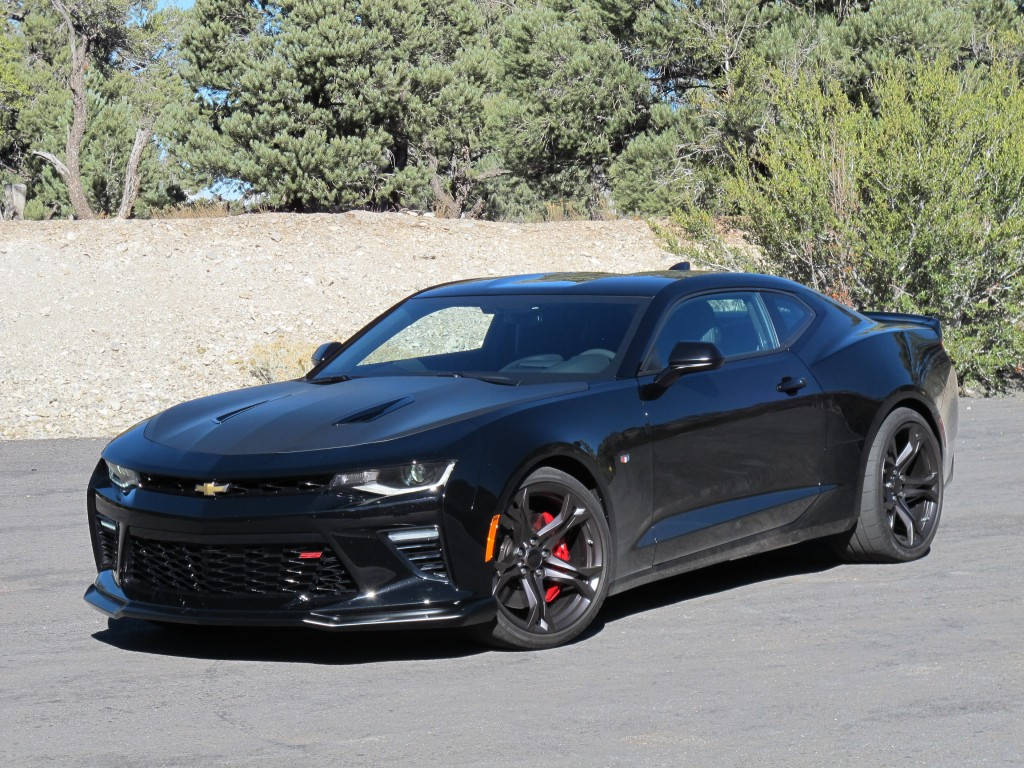 2017 CHEVROLET CAMARO USED