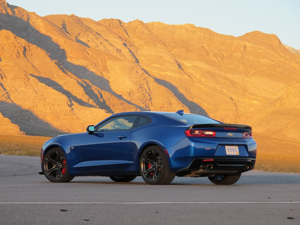 Image: 2017 Chevrolet Camaro 1LE, size: 1024 x 768, type: gif, posted on: November 2, 2016, 11 ...