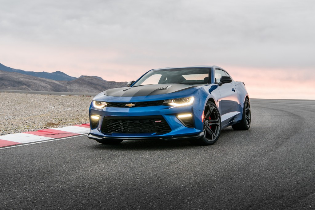 Image 2017 Chevrolet Camaro 1le Ss Size 1024 X 683